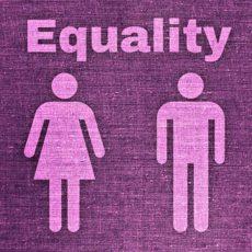 Sexismus Mann und Frau Gleichberechtigung
