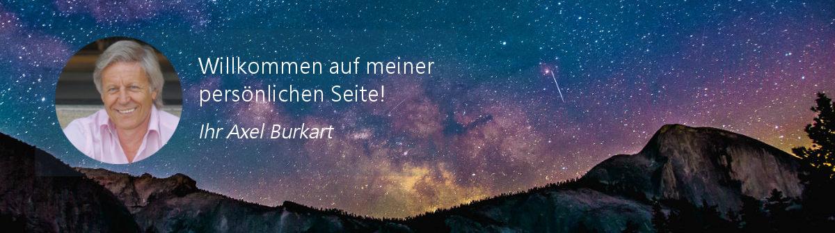 Blog – Axel Burkart