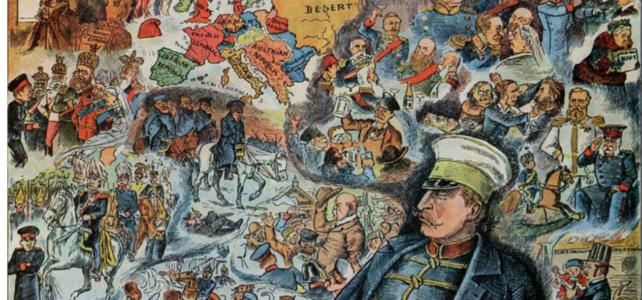 Die Deutschen – deutsches Volk – deutsche Nation – Deutschland – Teil 3 – der Große Krieg gegen Deutschland
